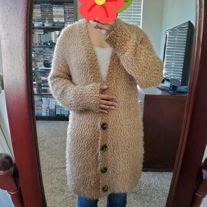 Splendid ultra soft camel corlor sweater